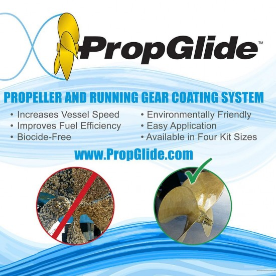 PropGlide Large Kit - 1250 ML