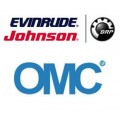 Johnson/Evinrude Aluminum Props